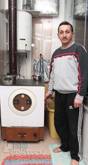 Çamaşır Makinesi Kazan Kalorifer Isıtma