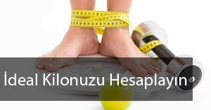 ideal-kilo-hesaplama